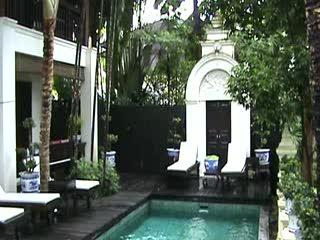 Tri Yaan Na Ros Colonial House: Tri yaan