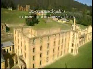 Port Arthur Historic Site TV Promo