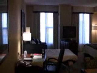 Residence Inn Toronto Downtown/Entertainment District: Room 1710 - Residence Inn