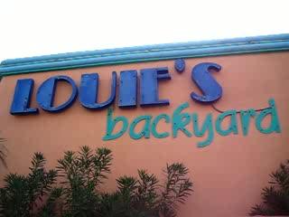 Louies Backyard south padre spring break parties. Louies ...