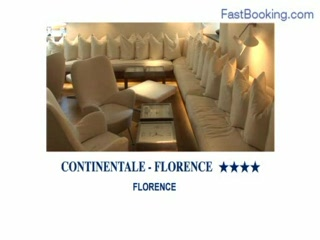 Fastbooking.com presents Continentale Hotel, Florence, Italy