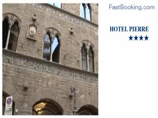 Pierre Hotel Florence: Fastbooking.com presents Hotel Pierre, Florence, Italy