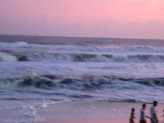 巴拿马城海滩照片