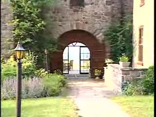 A Glimpse behind the Regal Stone Walls of Ste. Anne's Spa
