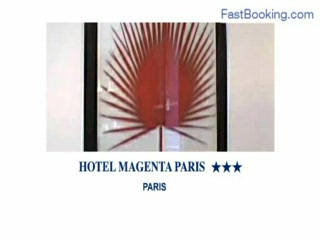 Hotel Magenta 38 by HappyCulture : Fastbooking.com presents Hotel magenta, Paris, France