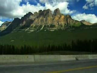National World Heritage Sites - Alberta, Canada