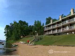 Quarterdeck Resort Video, Nisswa, Minnesota