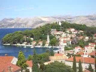 Panorama Cavtat, Croatia