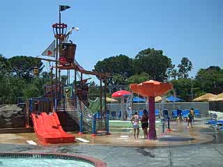Howard Johnson Anaheim Hotel and Water Playground: Castaway Cove at Howard Johnson Anaheim