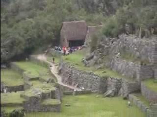 Sacred Valley, เปรู: Machu Picchu
