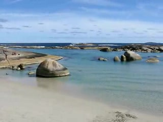William Bay National Park, Australien: Elephant Rocks near Pemberton