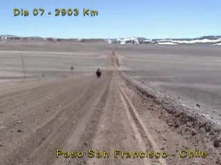 San Pedro de Atacama, Χιλή: 7995 Km en 13 minutos - Parte 1
