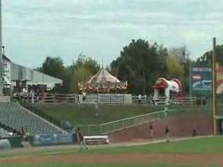 Clipper Magazine Stadium: Lancaster Barnstormers Merry-Go-Round