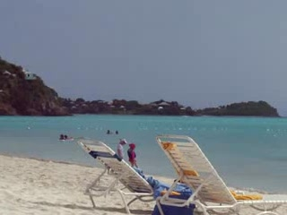 Bolans, Antigua : Beach At Jolly beach