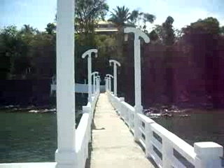 Cape Panwa Hotel: Panwa from the pier