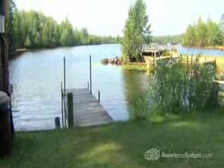 Treeland Resort Video, Hayward, Wisconsin
