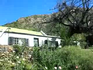 Calitzdorp, South Africa: Mountain Rose Cottage