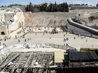 Jerusalén, Israel: Western Wall