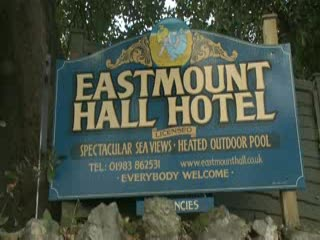 Eastmount Hall Hotel: Eastmount Hall
