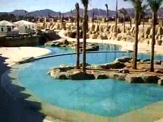 Reef Oasis Beach Resort : Waterpark at the Reef Oasis