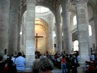 Merida Cathedral Service 1