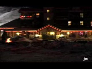 Northstar Mountain Village Resort: Kimberley Alpine Resort New Years Video 2009
