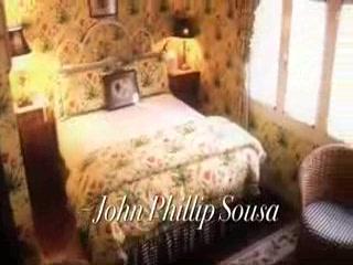 The Bed & Breakfast Inn at La Jolla: John Philip Sousa Room