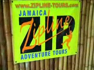 Lethe, Jamaïque : Zipline Adventure Tours, Jamaica