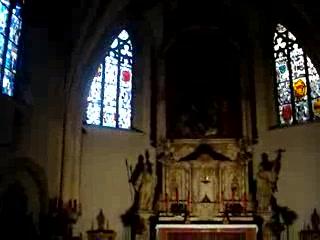 Saint Michel's Church : Luxembourg City sightseeing