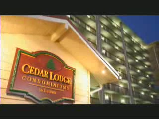 Cedar Lodge Condos in Pigeon Forge, TN near Gatlinburg