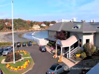 Stage Neck Inn Video, York Harbor, Maine