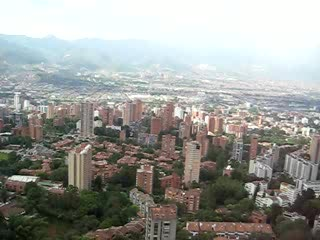 Medellin, Kolombiya: video