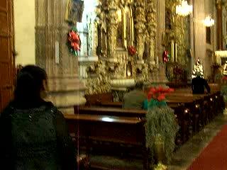 Cathedral of San Luis Potosí : slp video