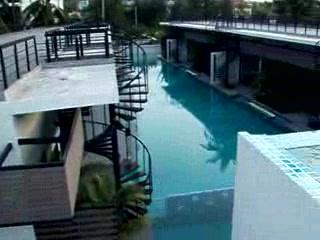 The Kris Resort: kris boutique , bang tao , phuket , thailand rooftop studio pool acces
