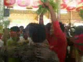 Mandalay, Myanmar: Taungbyon Nat Festival