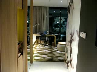 Crowne Plaza Changi Airport: Arriving to your room