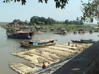 Ayeryarwady river - Mandalay - Myanmar