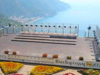 Côte amalfitaine, Italie : Ravello, Amalfi Coast