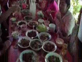 Province de Chiang Mai, Thaïlande : Lisu Hill Tribe New Year, Chiang Mai Province Thailand part 2