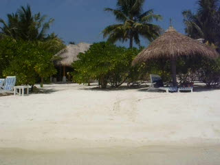 Furanafushi Island: Midday At The Lagoon