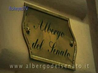 Hotel Albergo del Senato Rome - 3 Star Hotels In Rome