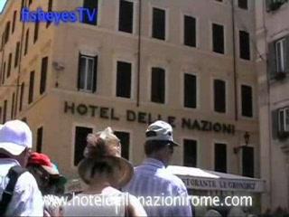 Hotel Delle Nazioni Rome - 4 Star Hotels In Rome