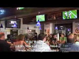 Wild Wing Cafe Savannah