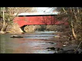 Bloomsburg, Pensylwania: Covered Bridges - Off the Beaten Path