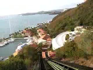 El Conquistador Resort, A Waldorf Astoria Resort: El Conquistador Puerto Rico: The Funicular