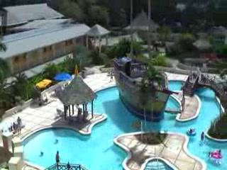 Sunscape Splash Montego Bay: Sunset Beach Water Park Video