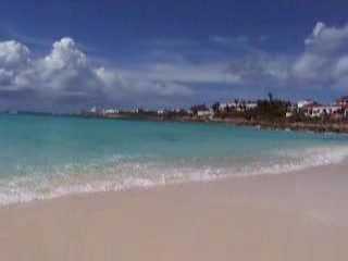 Sandy Ground, Anguilla: Anguilla, blowing point