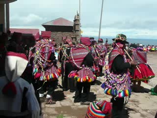 Puno, Peru: let battle commence