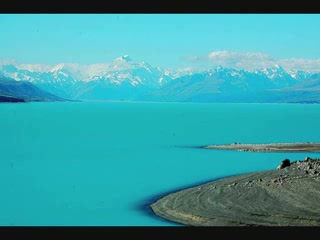 Aoraki Mount Cook National Park (Te Wahipounamu), New Zealand: The Mackenzie Country