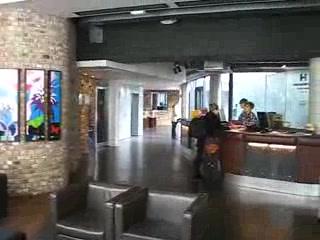 The Hoxton, Shoreditch : Hoxton Hotel lobby area